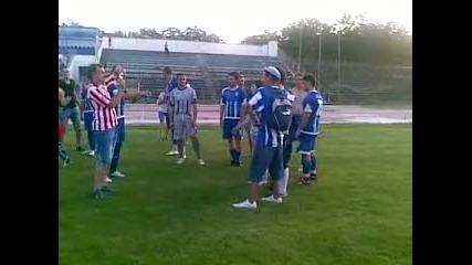 връчване на купата на Спартак (плевен) (сезон 2011/2012) (part 2)