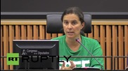 "Spain: IDF's flotilla treatment was act of ""international piracy"" – passenger and MEP Miranda"