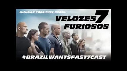 Fast & Furious 7 - Soundtrack Trailer #1 Get Low (dillon Francis & Dj Snake)