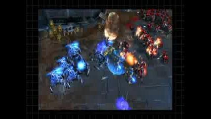 Starcraft Ii - Artwork Demostration Video