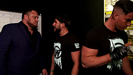 Kyle O'Reilly tests himself against Kushida tonight on NXT
