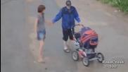 Ето ги съвременните майки в Русия!