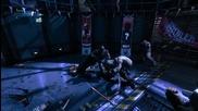 Batman Arkham Origins - Batman vs Electrocution (най - трудния boss figth :d - My Gameplay)