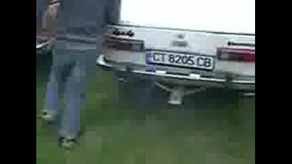 Wartburg exhaust