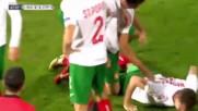 България обърна Кипър до 2:1 за 10 минути (13.10.2018, България - Кипър 2:1, Лига на нациите)