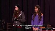Victorious S01e03 - Stage Fighting / Етап: борба