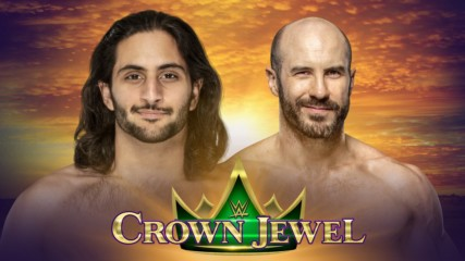 WWE Saudi Superstar Mansoor to face Cesaro at WWE Crown Jewel 2019