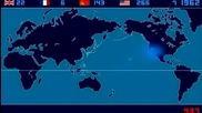 Хронология на взривяването на атомни бомби 1945-1998