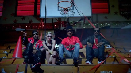Mike Will Made it Feat. Miley Cyrus, Juicy J & Wiz Khalifa - 23 [ Official Video ]