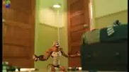 Lego Ben 10 Alien Force - Ultimate Humungousaur Stop Motion Transformation