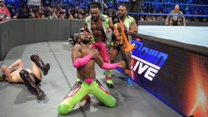 Kofi Kingston draws raves over hourlong performance ahead of Elimination Chamber: WWE Now