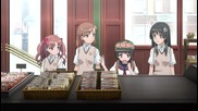 A Certain Scientific Railgun - С01 Е03 English Dubbed (английско аудио