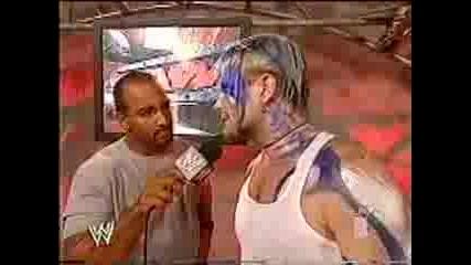Wwe Jeff Hardy Ft. Bischoff