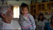 Дамяница Георги и внучката му