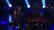 Alicia Keys - Try Sleeping With A Broken Heart ( Piano & I Aol Sessions 1 )