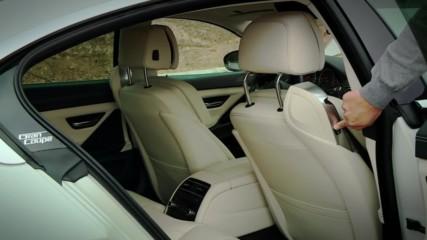 Най-могъщата буква или тестваме Bmw M6 Gran Coupe 2016