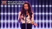 Cher Lloyd пее Sorry Seems To Be / mocking Bird ( Eminem & Elton John ) ( високо качество )