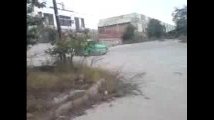 Трабант Дрифт - Варна