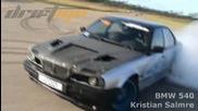 Drift Kristian Salmre Bmw 540 Estonia