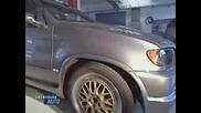 BMW X5 Le Mans V12 - Луд Джип