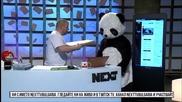 foodpanda в студиото на Next Tv!