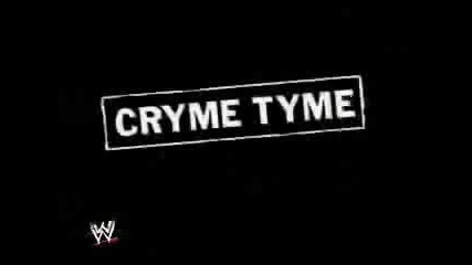 Cryme Time Theme Song