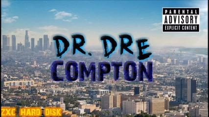 06. Dr. Dre - Darkside Gone (ft. King Mez, Marsha Ambrosius & Kendrick Lamar)