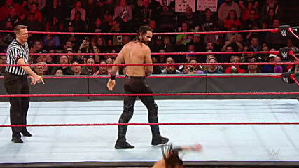 Adam Cole vs. Seth Rollins – NXT Title Match: Raw, Nov. 4, 2019 (Full Match)