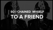 Daft Punk - Instant Crush [video Lyrics + Превод]