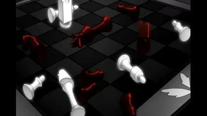 Code Geass - Chess Pieces Hq Amv