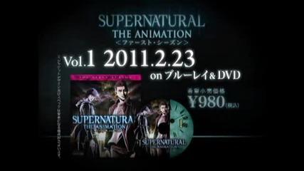 Supernatural Анимация