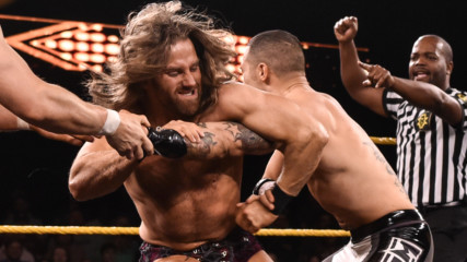Raul Mendoza & Joaquin Wilde vs. Grizzled Young Veterans: WWE NXT, Feb. 19, 2020