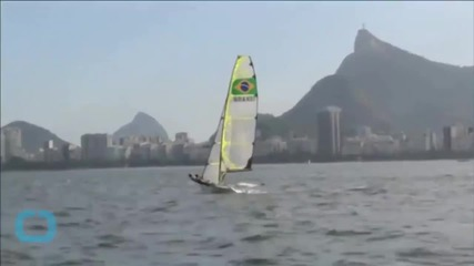 Official Jumps Into Rio's Waters to Prove They're OK for Olympics