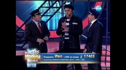 Иво Танев като Elvis Presley- Като две капки вода - 26.05.2014 г.