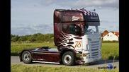 Scania R560 Repinski