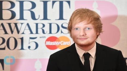 Ed Sheeran Crashes a Couple's Wedding in a Heart-Melting Moment