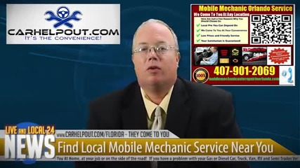 Local Mobile Mechanic On Call In Florida