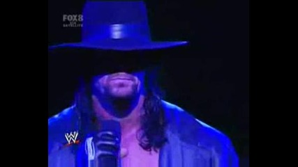 Summerslam 2008 The Undertaker Плаши Lafamily