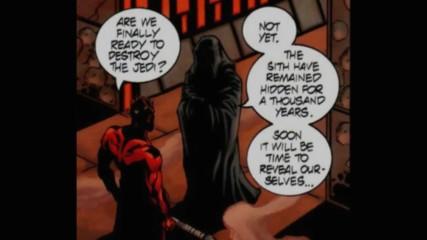 Star Wars - Darth Maul Advenchers Part 01 of 04