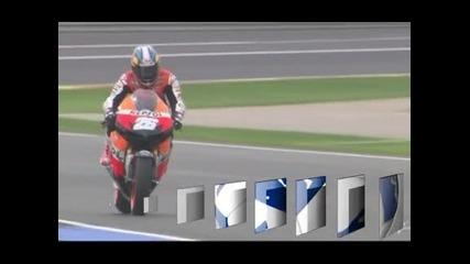 Педроса най-бърз на тестовете във Валенсия