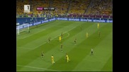Евро 2012 - Украйна 2:1 Швеция - Ибра избухна, но Шева направо срина Киев и поведе Украйна към обрат