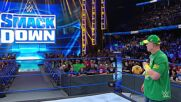 Roman Reigns refuses to answer John Cena's challenge: SmackDown, July 23, 2021