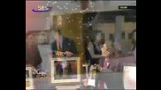 Рпортаж на Джан Акън в телевизия Ses..