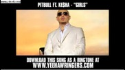 New!pitbull feat Ke$ha - Girls+link