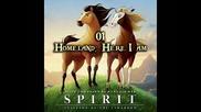 Spirit: Full Original Score Soundtrack Album (2002) Спирит: Музиката към филма # Hans Zimmer