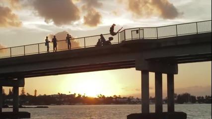 Екстремни скокове и супер забавление на Бермудите