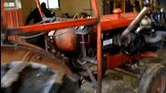 Трактор с турбо двигател!