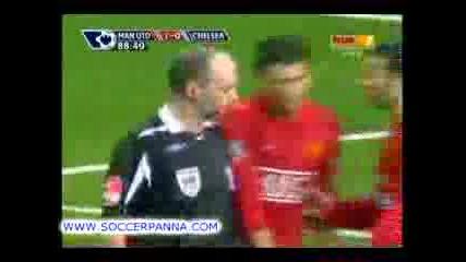 Manchester United Vs Chelsea 2:0