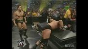 WWF Скалата Срещу Стив Остин - WrestleMania X7 **HQ** (Част 1)