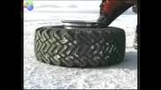 как се надува гума на Антарктида